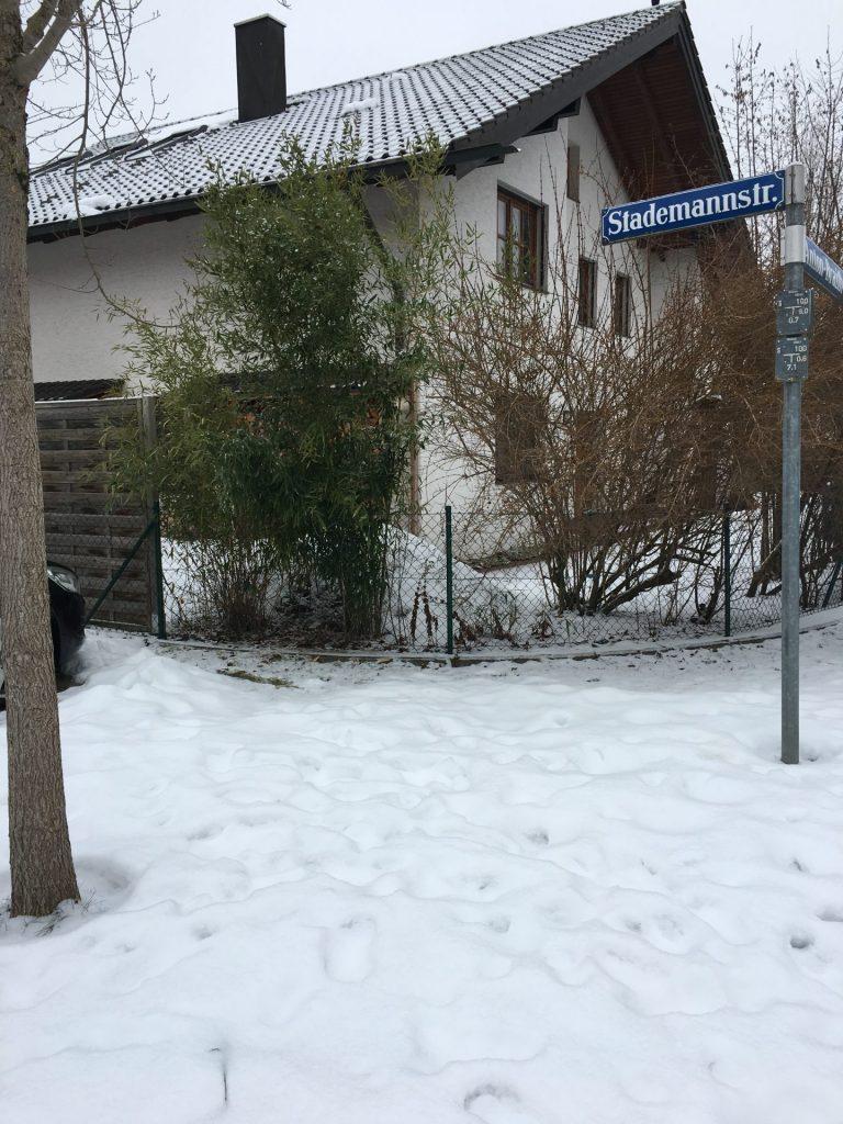 Stademannstraße
