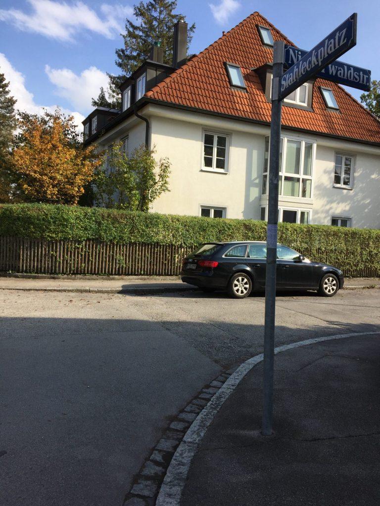 Stahleckplatz