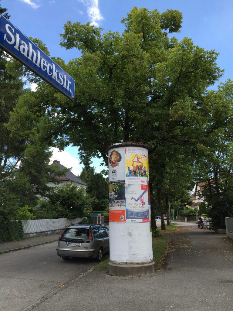 Stahleckstraße