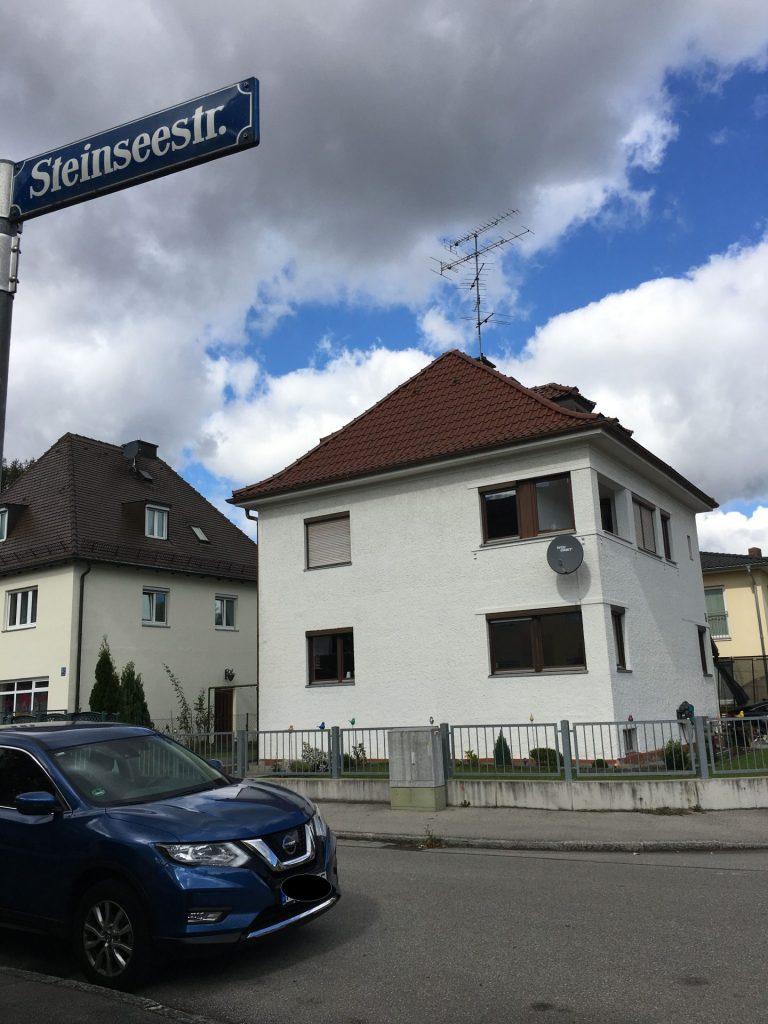 Steinseestraße