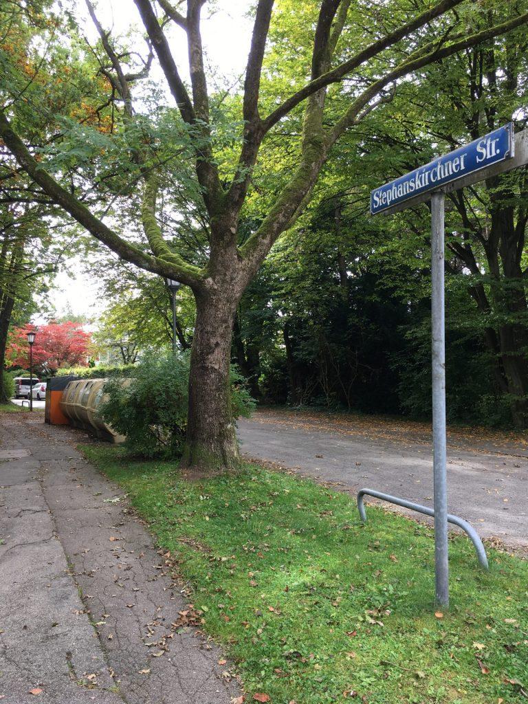Stephanskirchener Straße