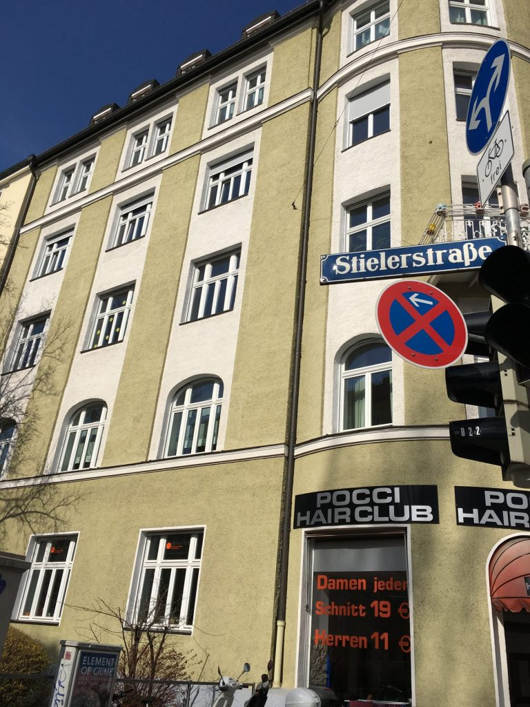 Stielerstraße