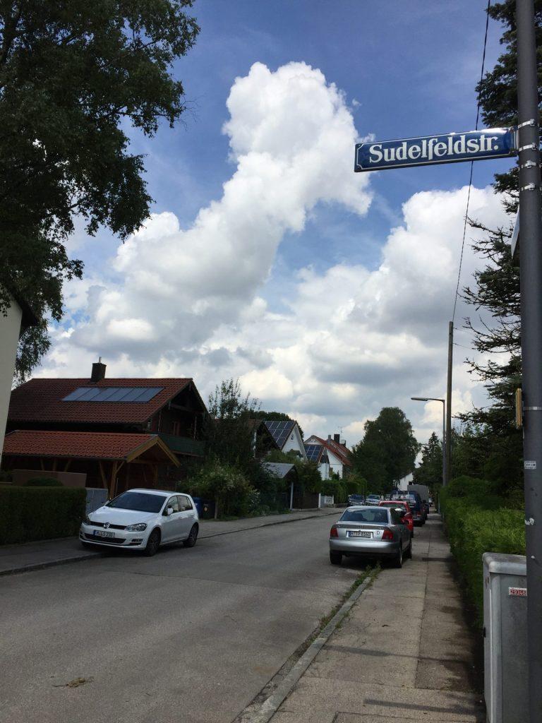 Sudelfeldstraße