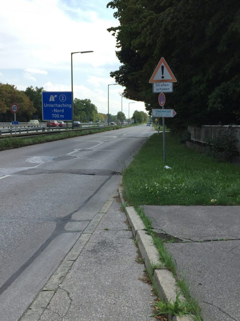 <em>Tegernseer Landstraße</em>