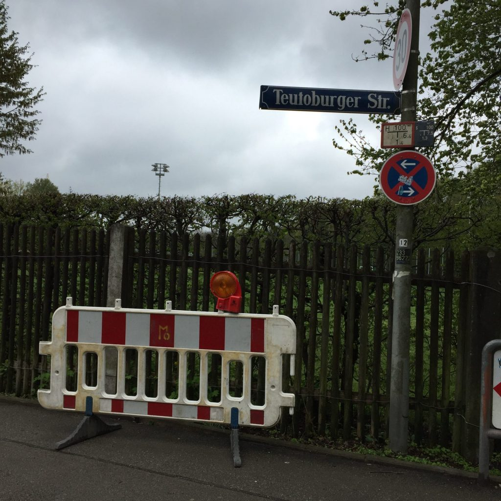 Teutoburger Straße