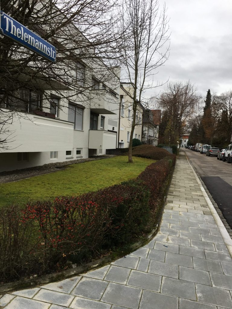 Thelemannstraße