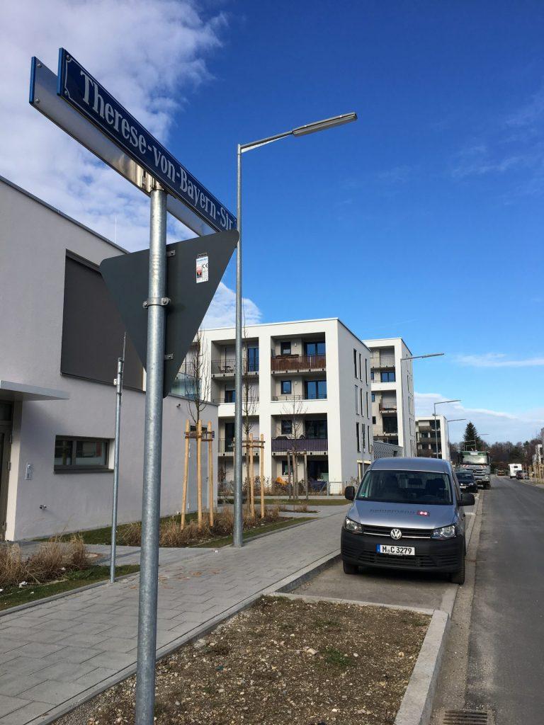 Therese-von-Bayern-Straße