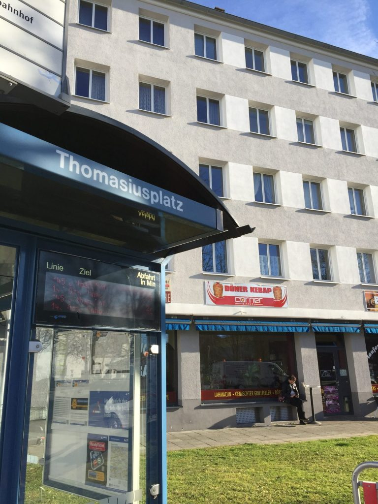 Thomasiusplatz