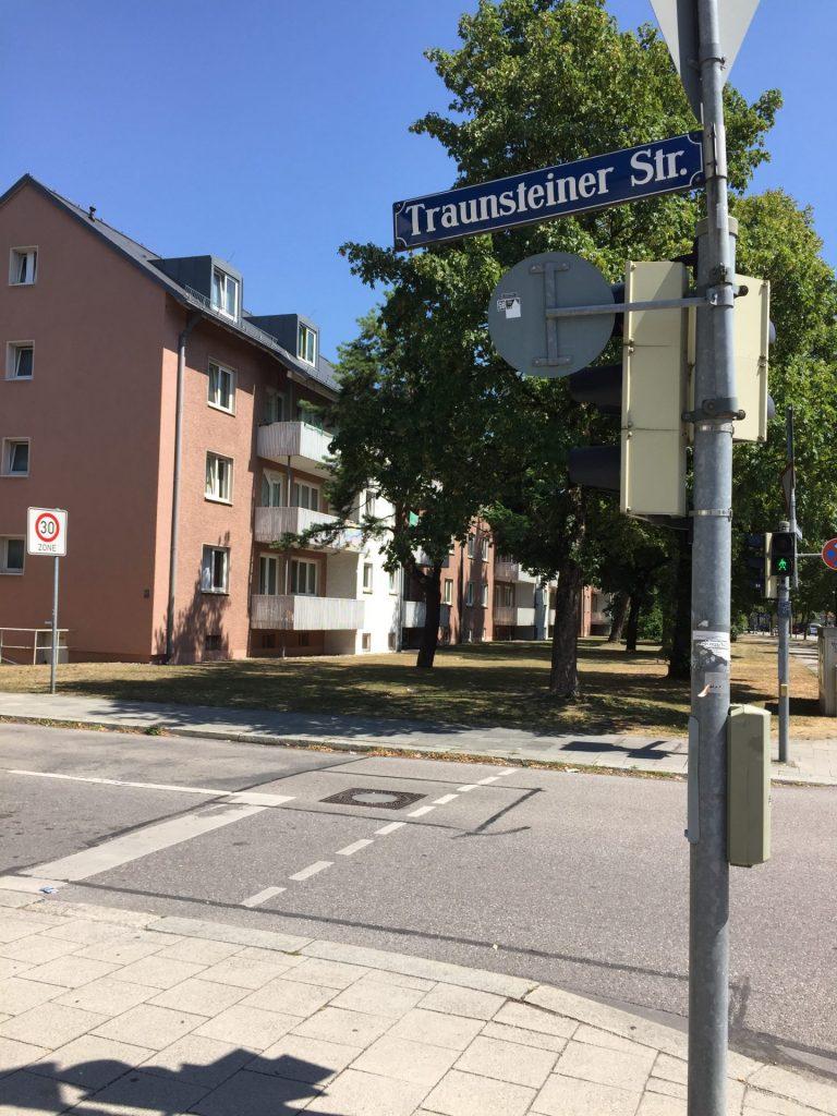 Traunsteiner Straße
