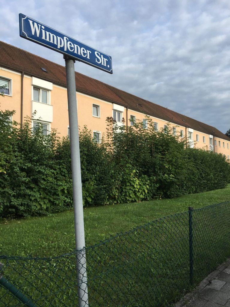Wimpfener Straße