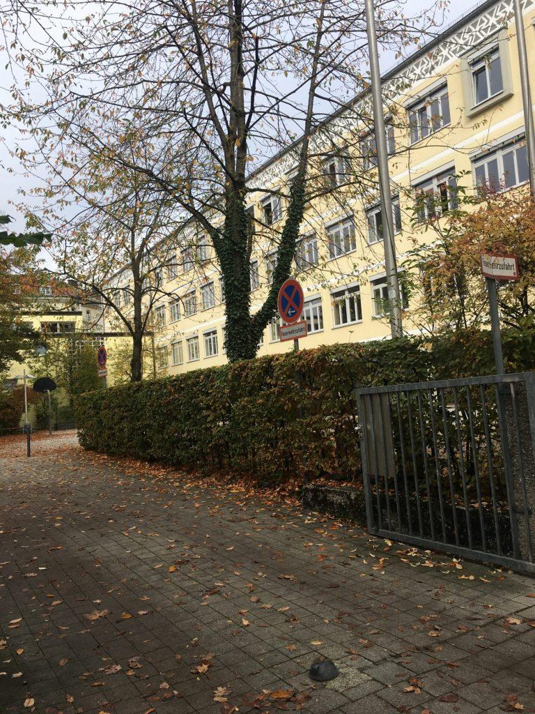 Comeniusstraße