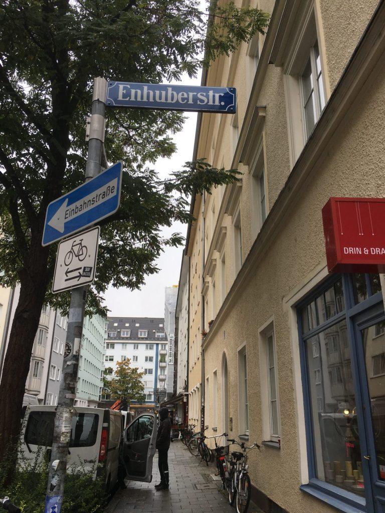 Enhuberstraße