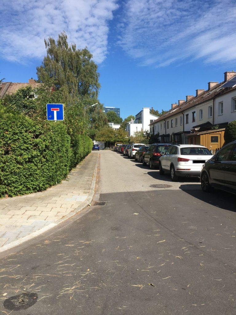 Hansjakobstraße
