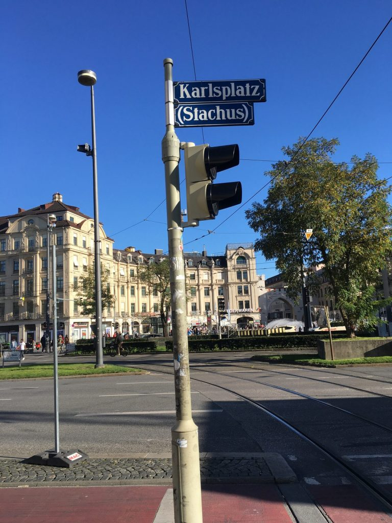 Karlsplatz - Stachus