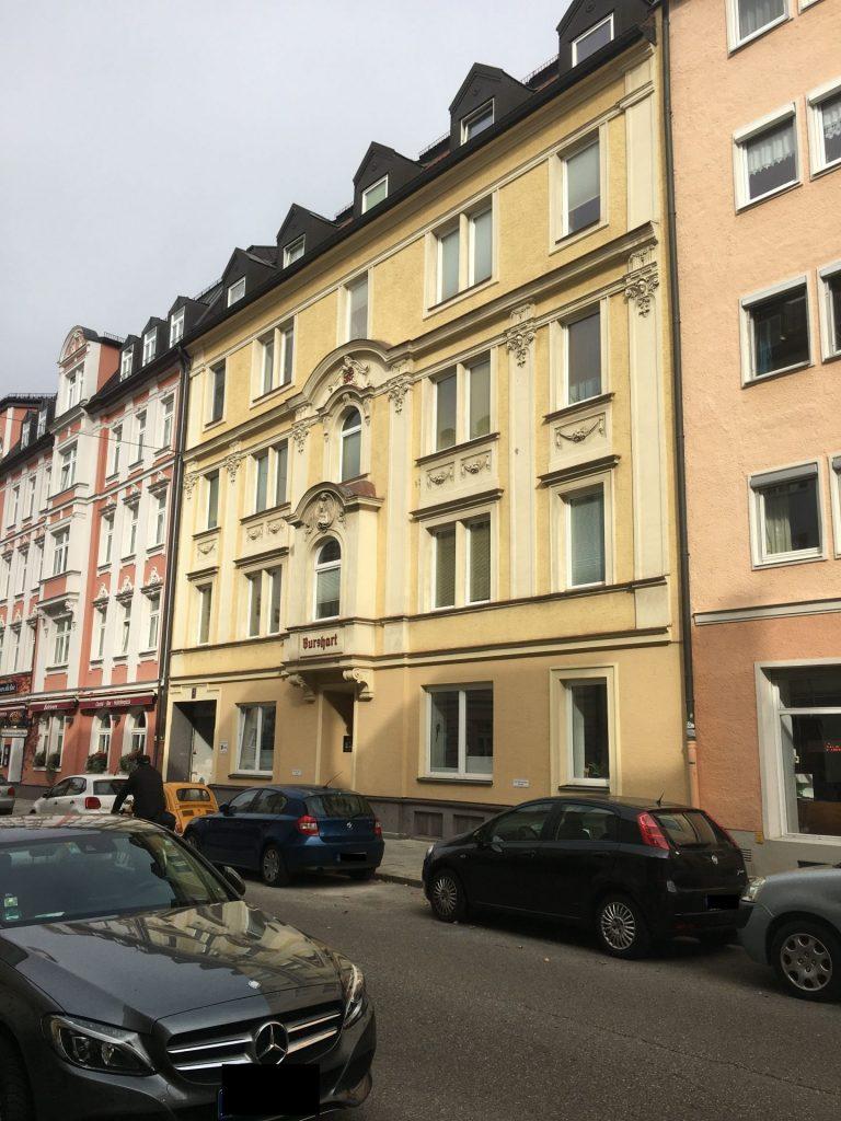 Sedanstraße