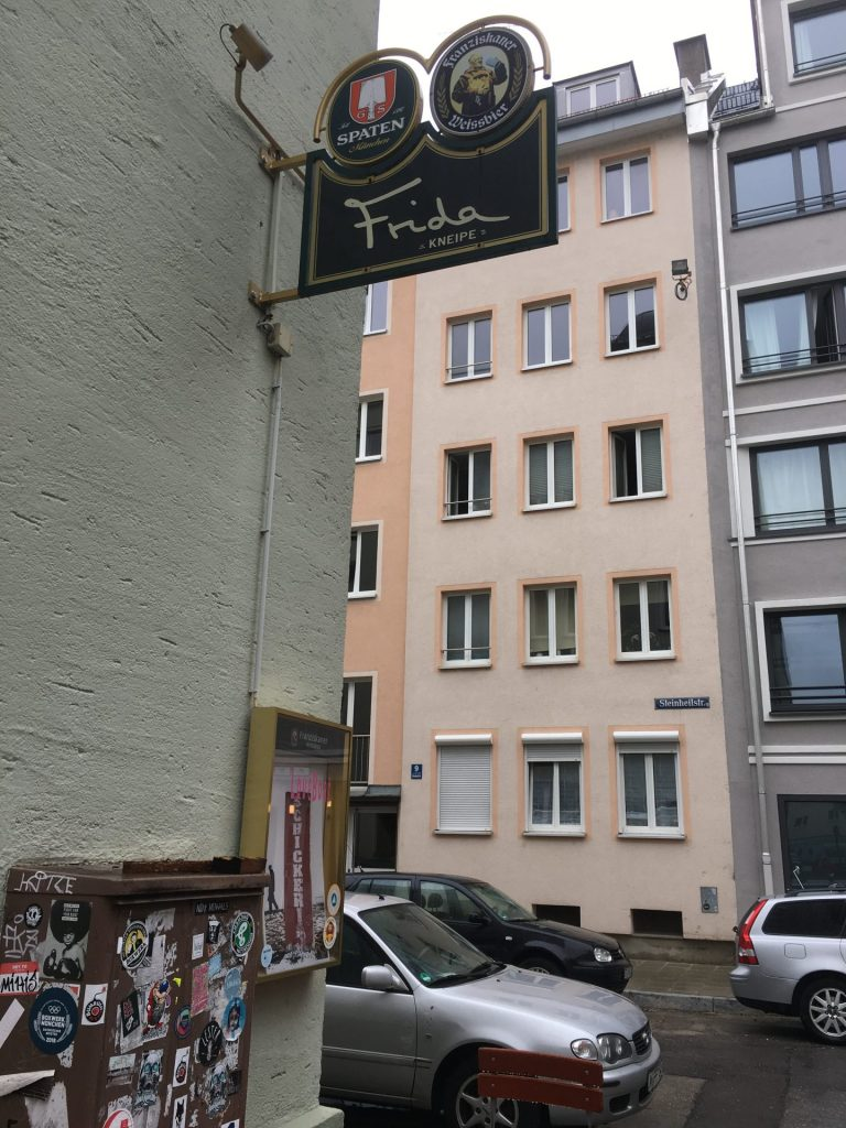Steinheilstraße
