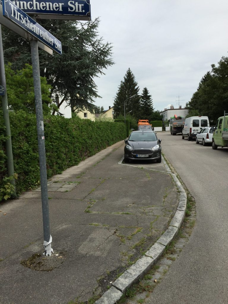 Tirschenreuther Straße