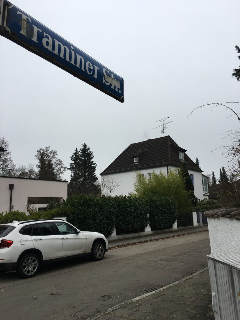 Traminer Straße