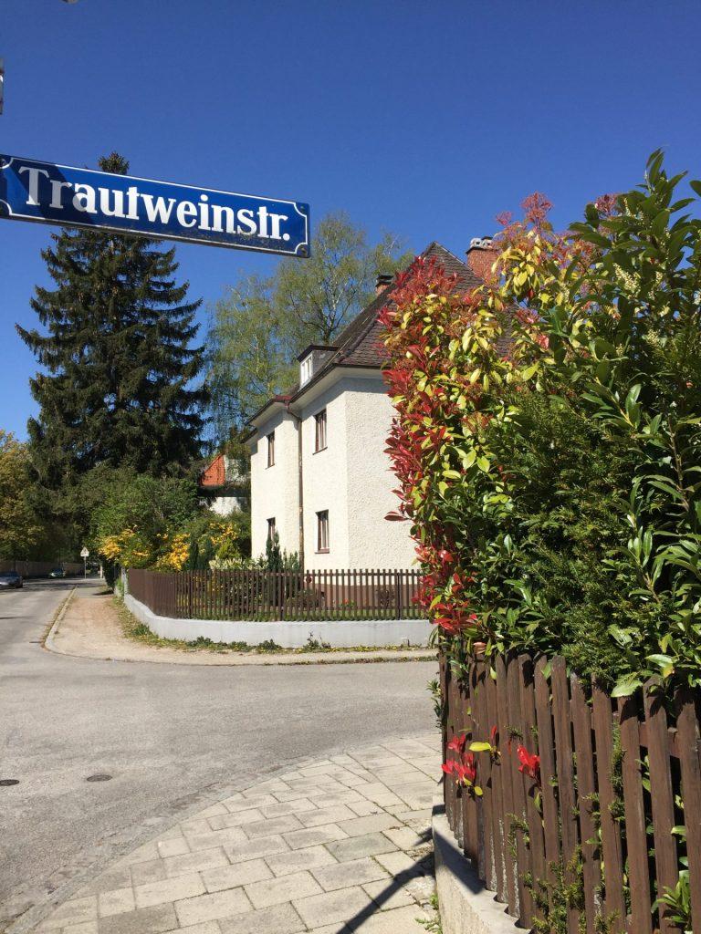 Trautweinstraße