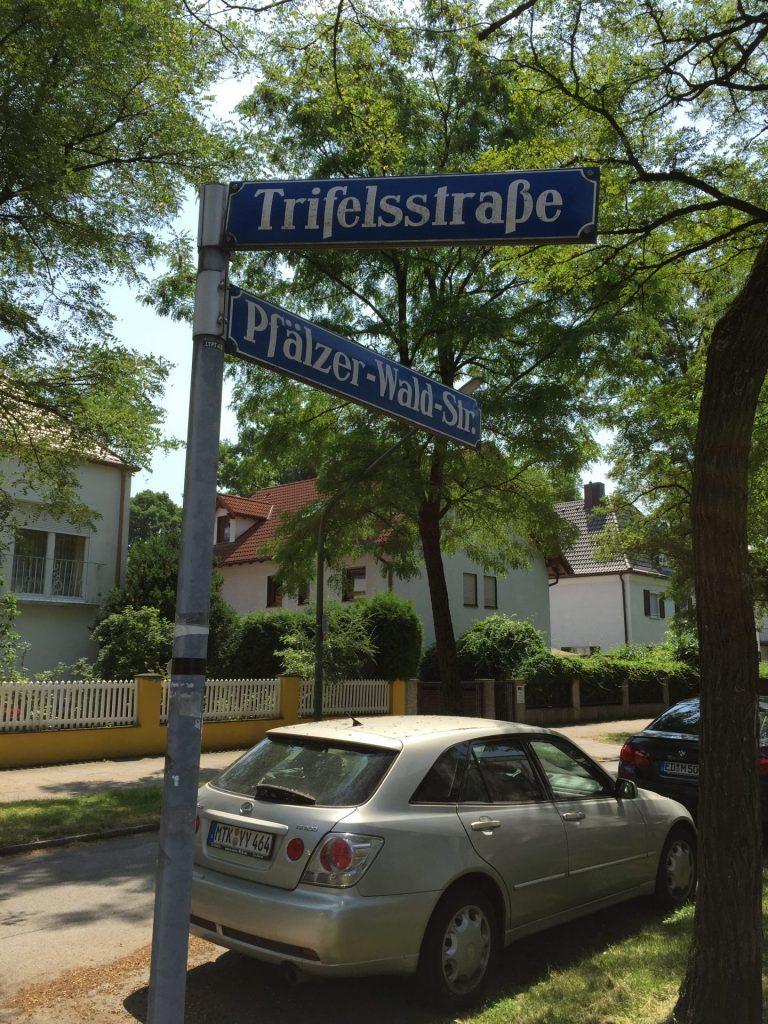 Trifelsstraße