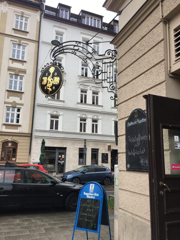 Wörthstraße