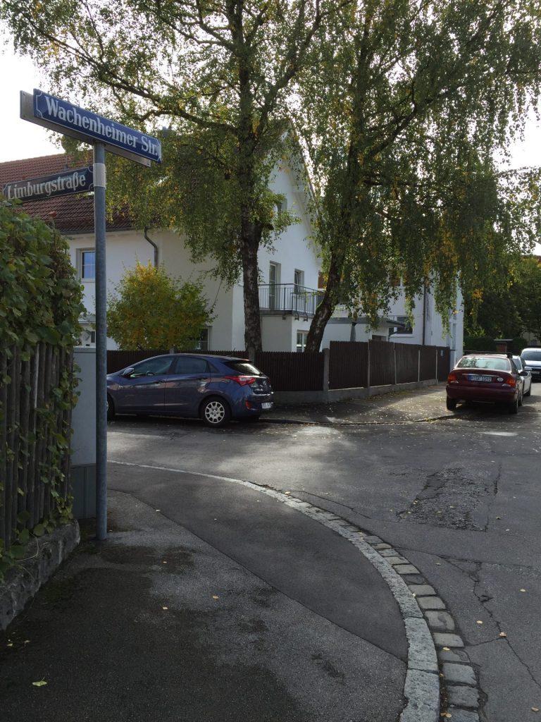 Wachenheimerstraße