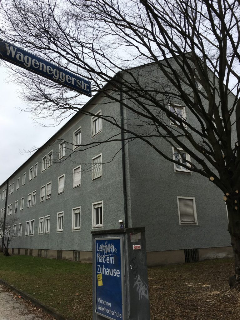 Wageneggerstraße
