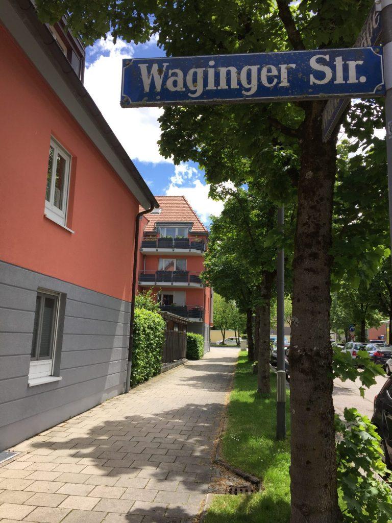 Waginger Straße
