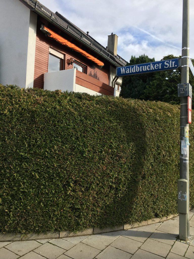 Waidbrucker Straße