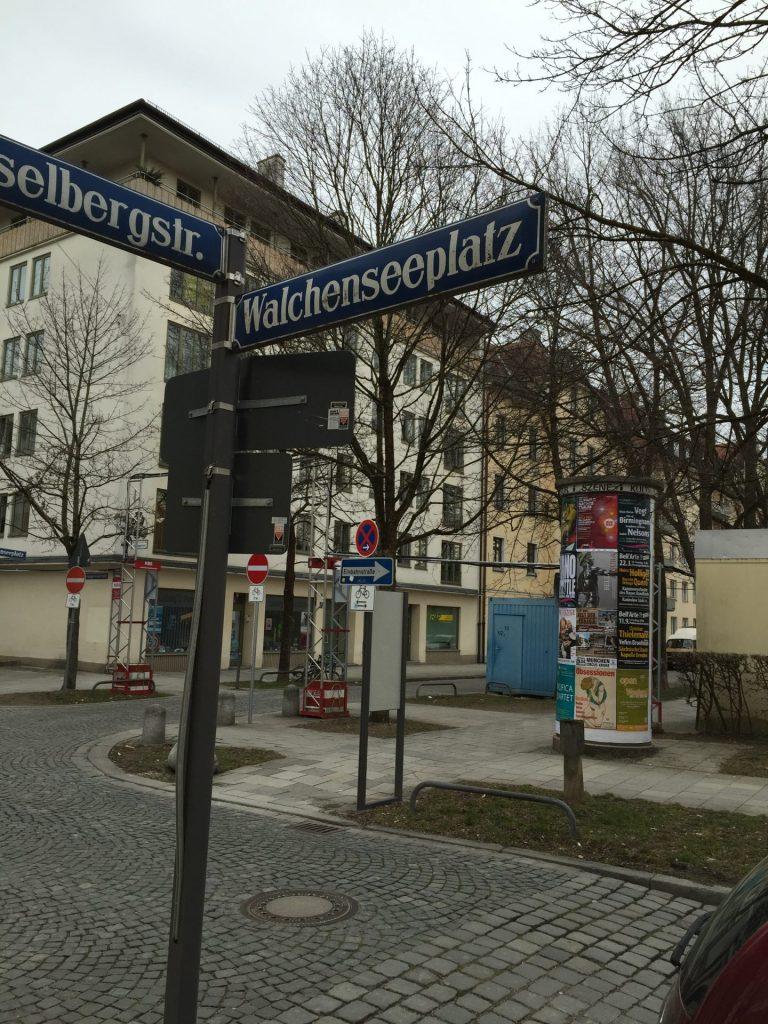 Walchenseeplatz