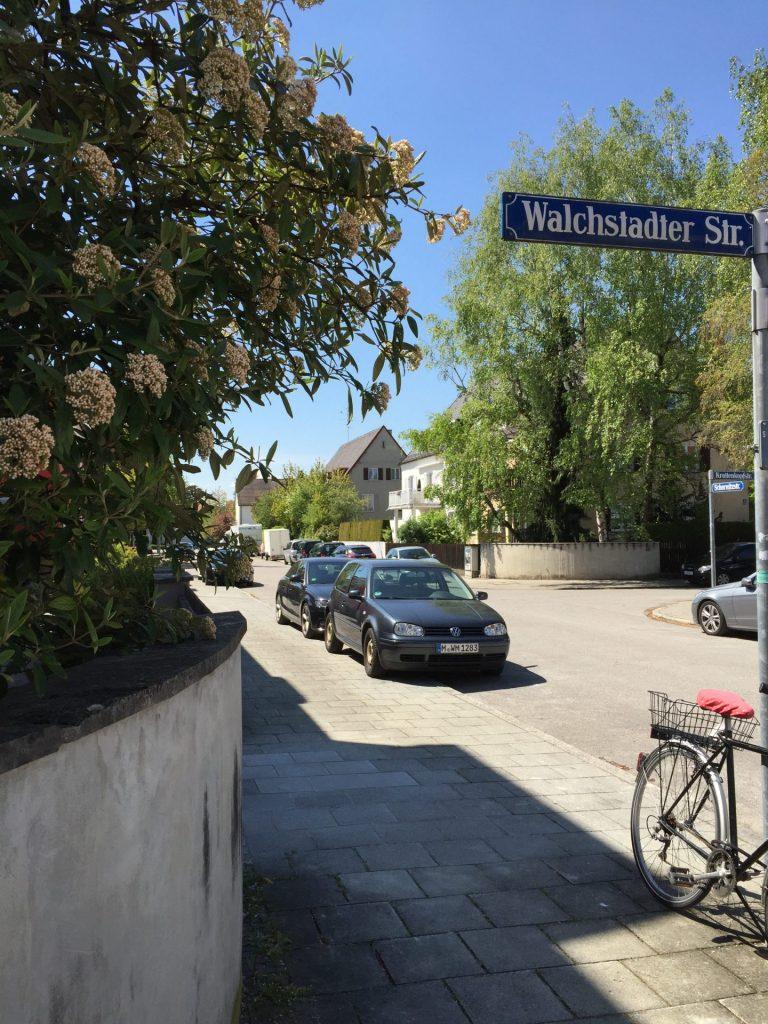 Walchstadter Straße