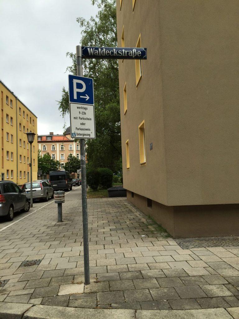 Waldeckstraße