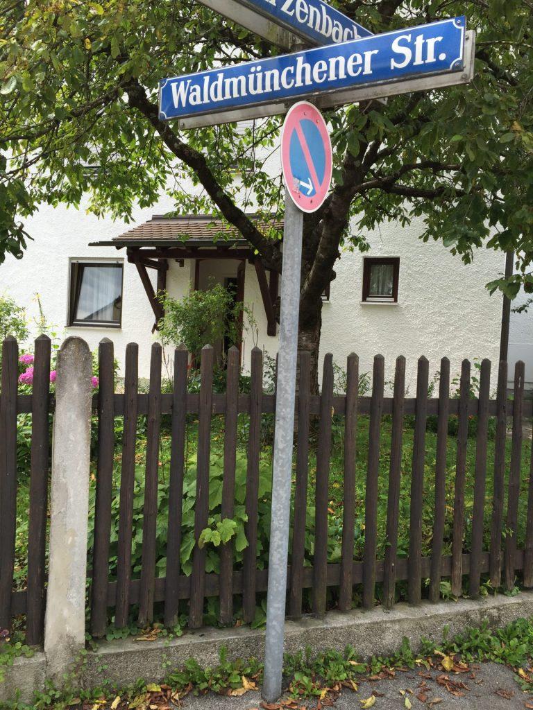 Waldmünchener Straße