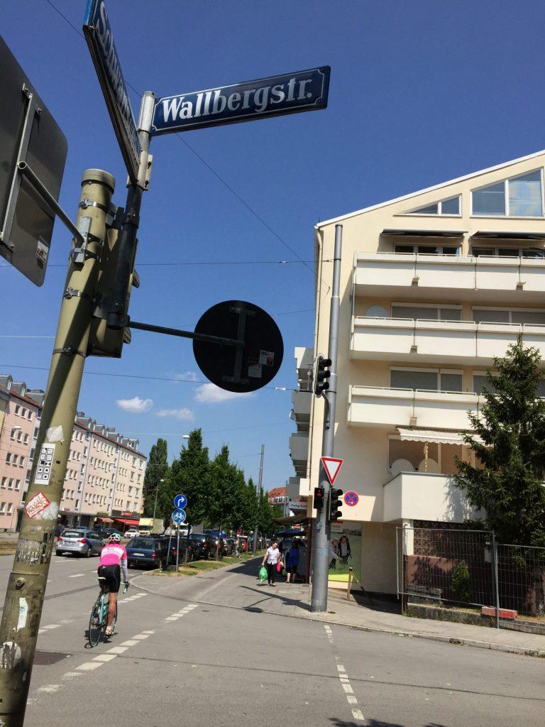 Wallbergstraße