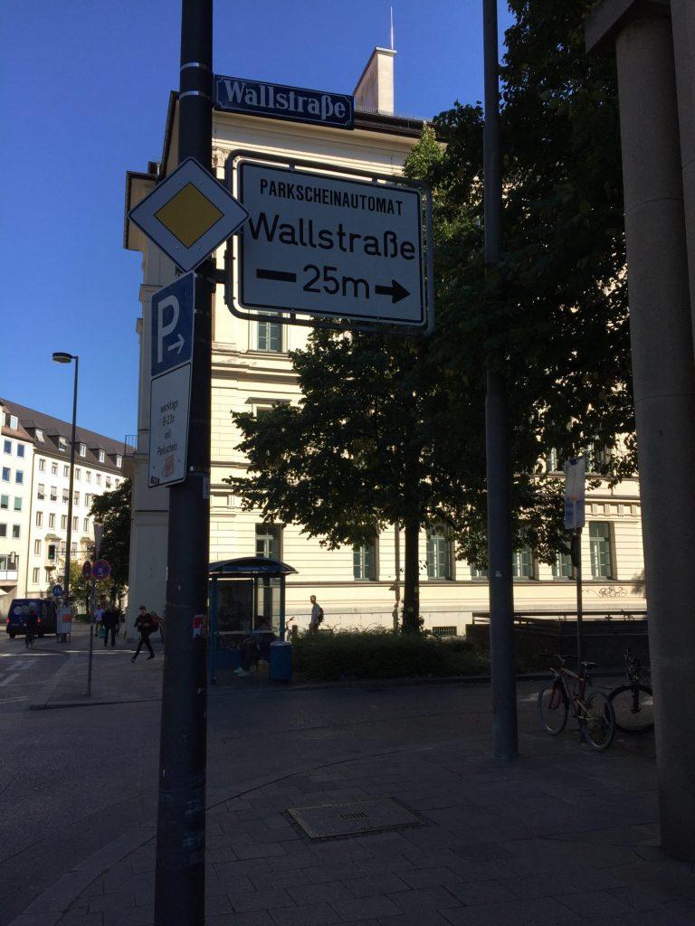 Wallstraße