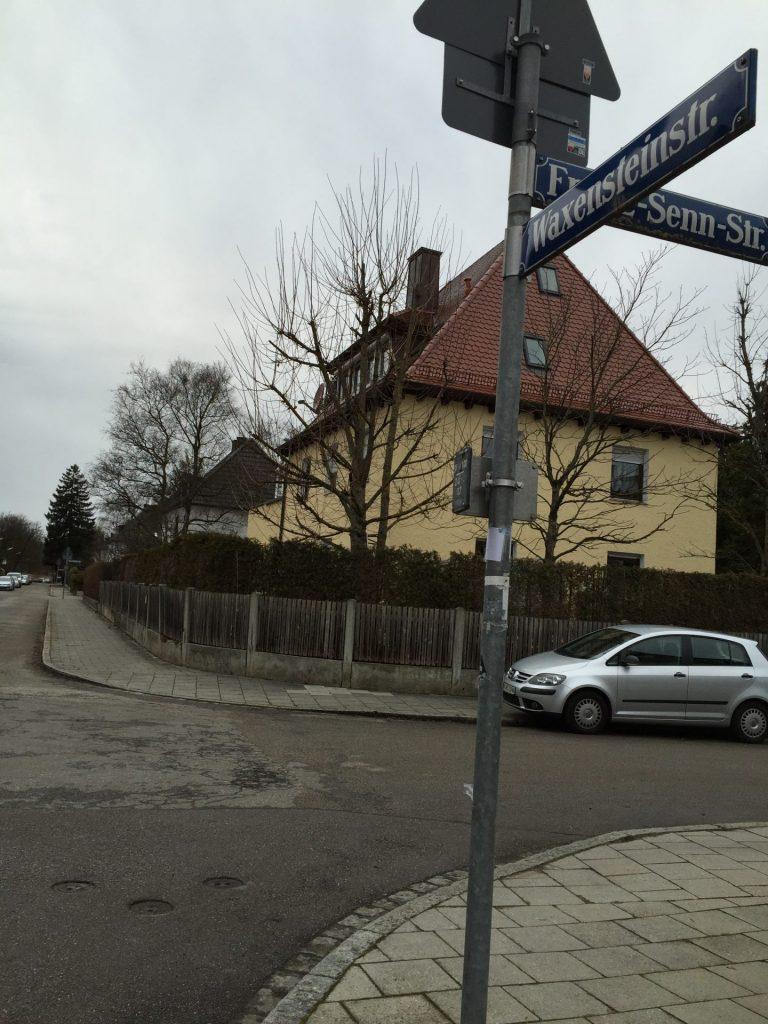 Waxensteinstraße