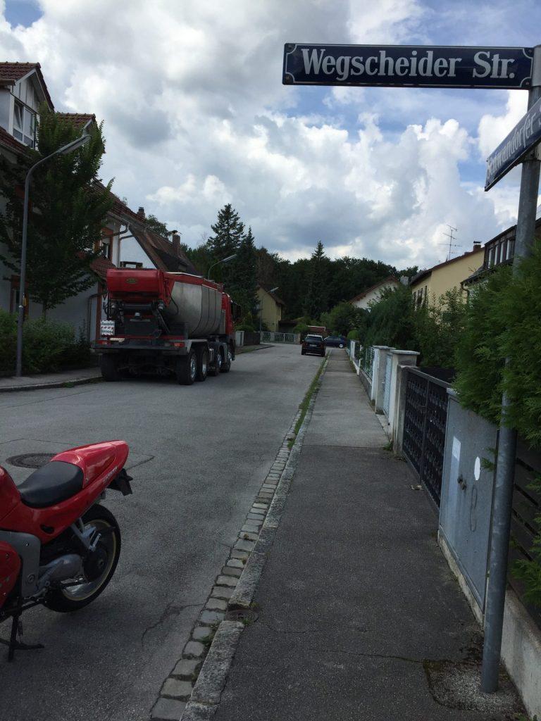 Wegscheider Straße
