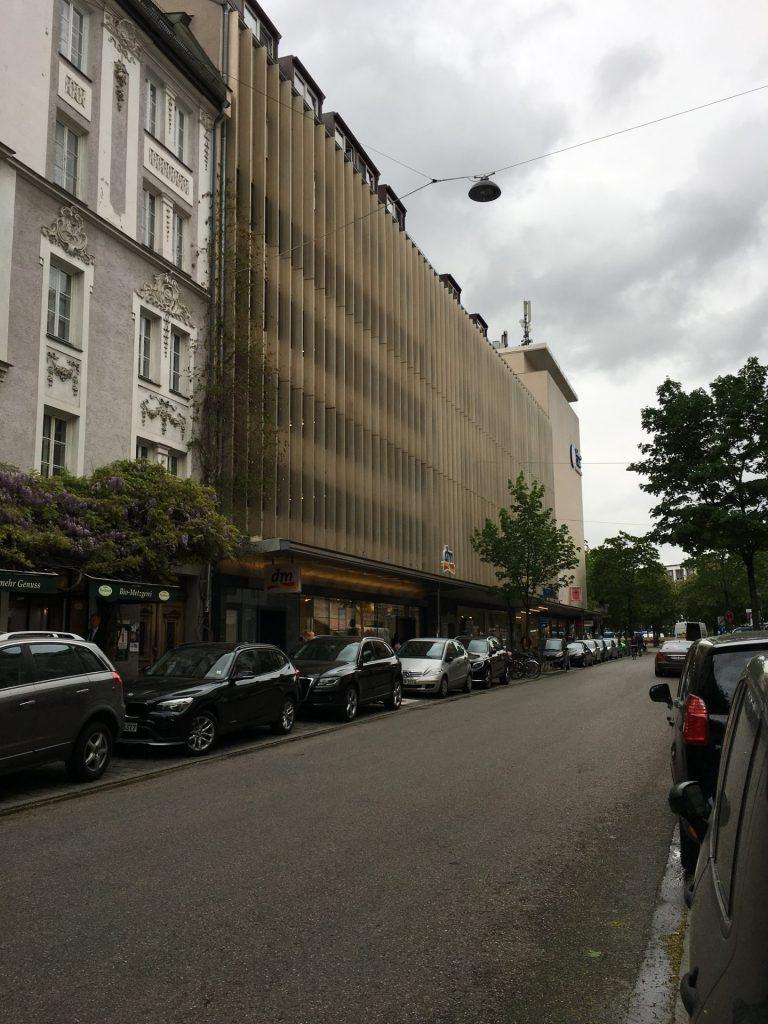 Weißenburger Straße