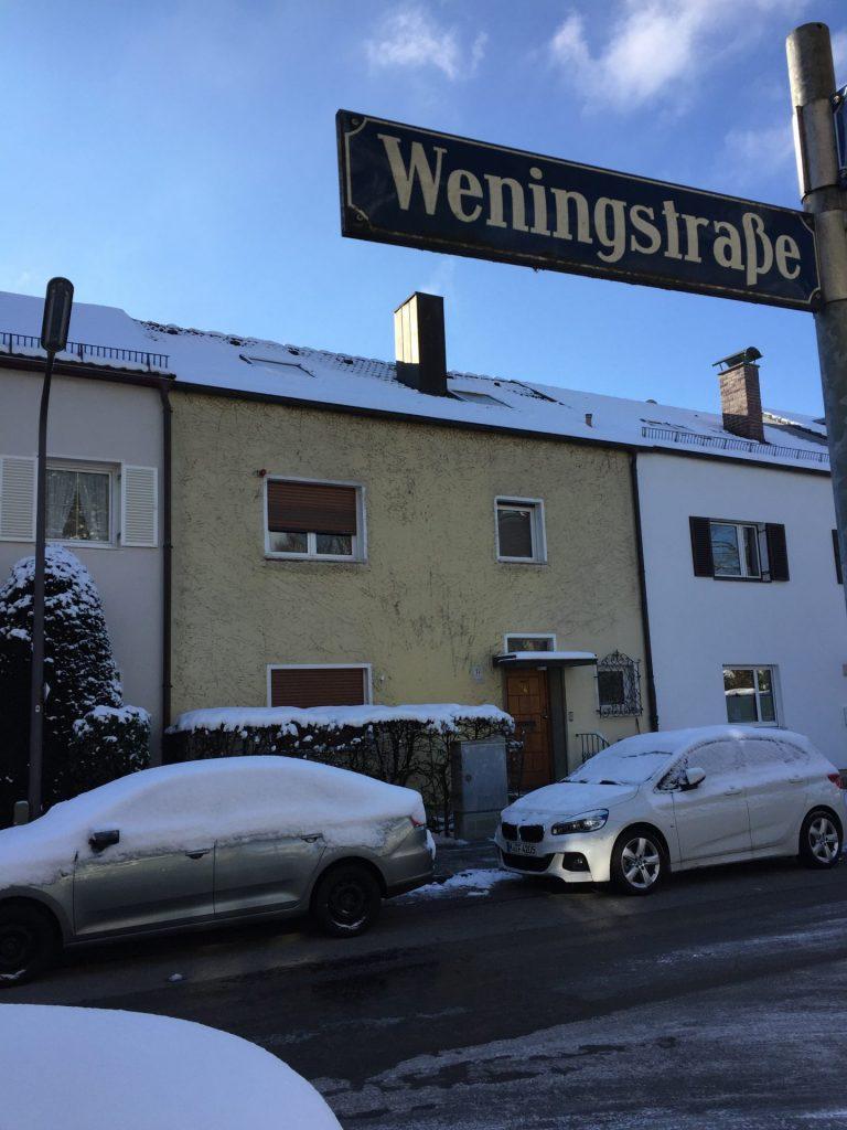 Weningstraße