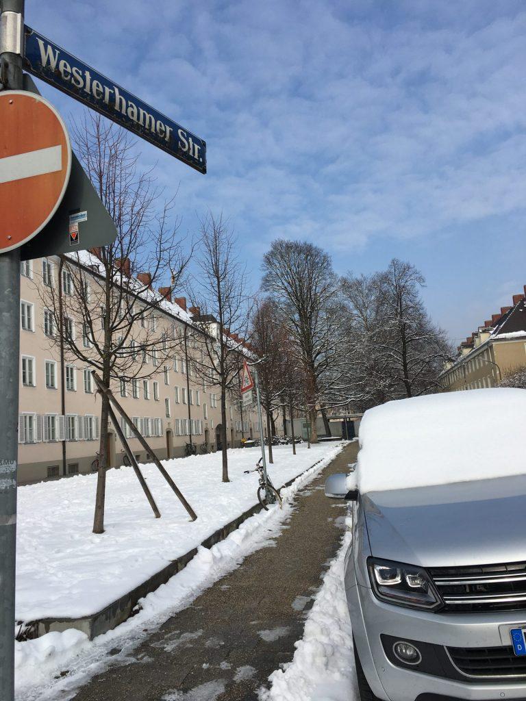 Westerhamer Straße