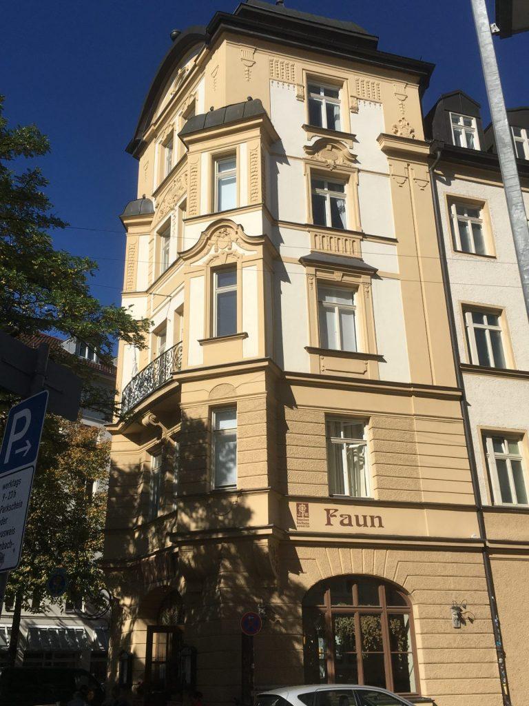 Westermühlstraße