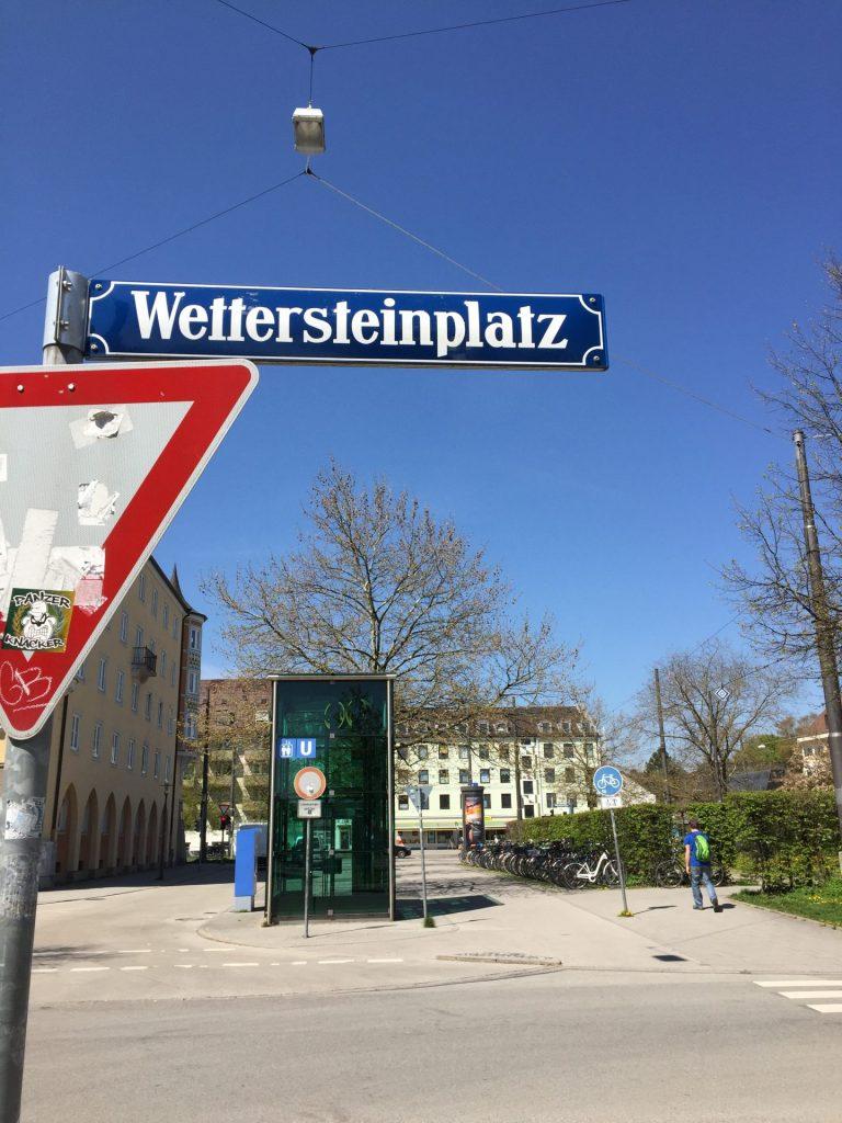 Wettersteinplatz
