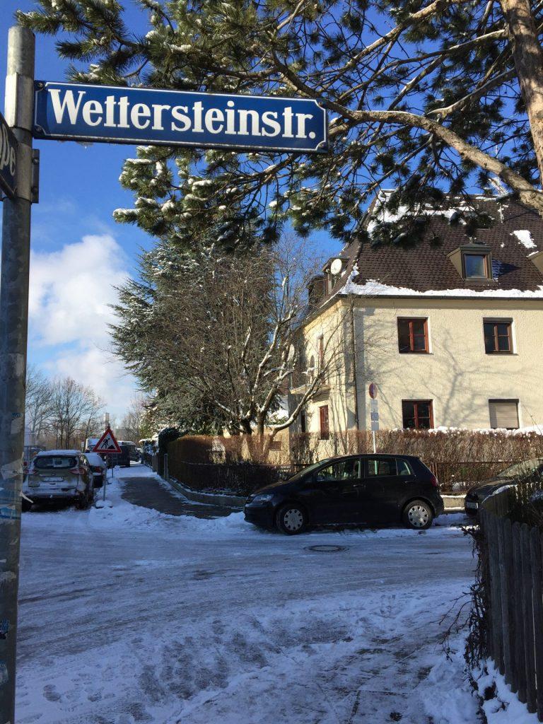 Wettersteinstraße