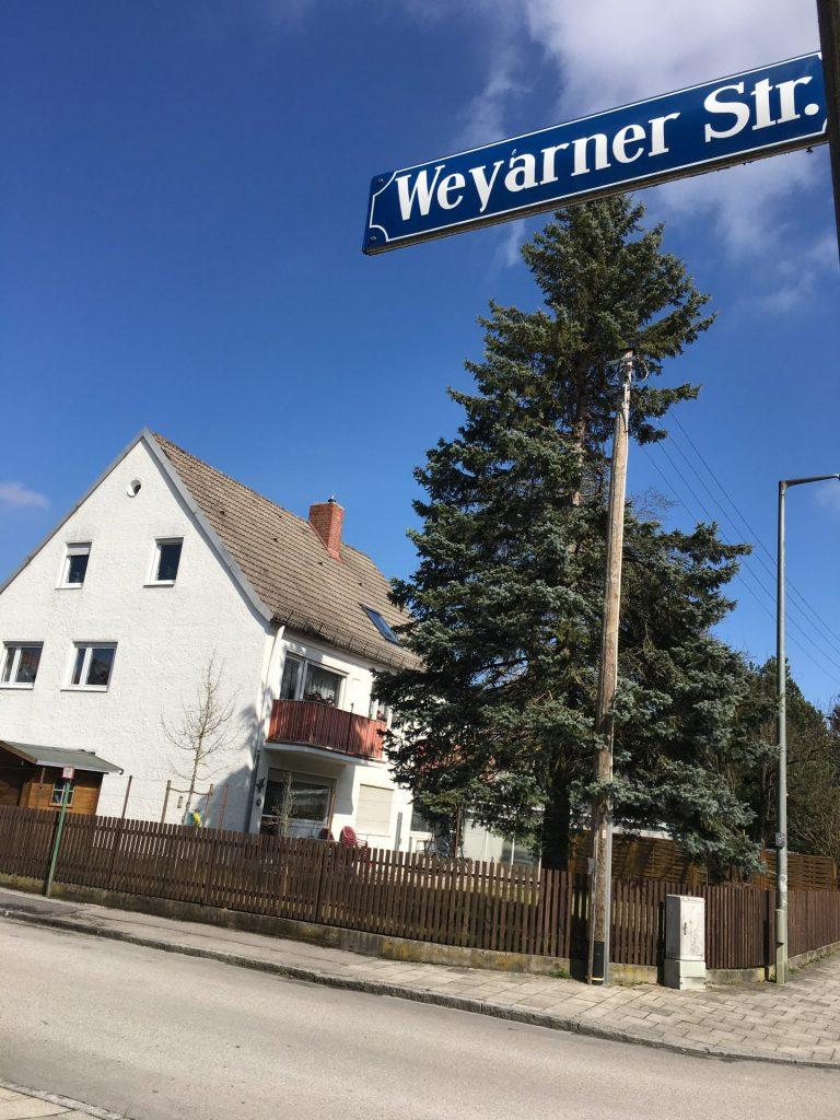 Weyarner Straße