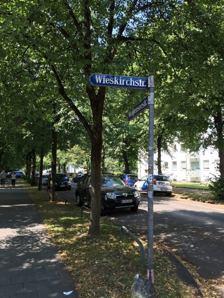 Wieskirchstraße