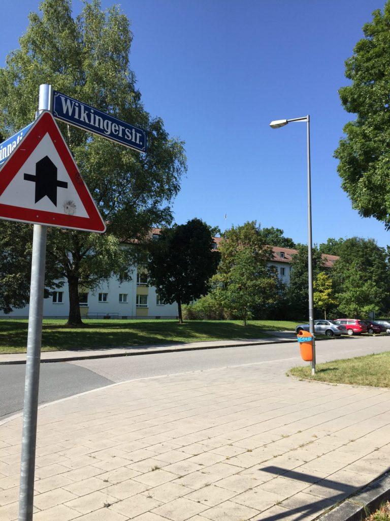 Wikingerstraße