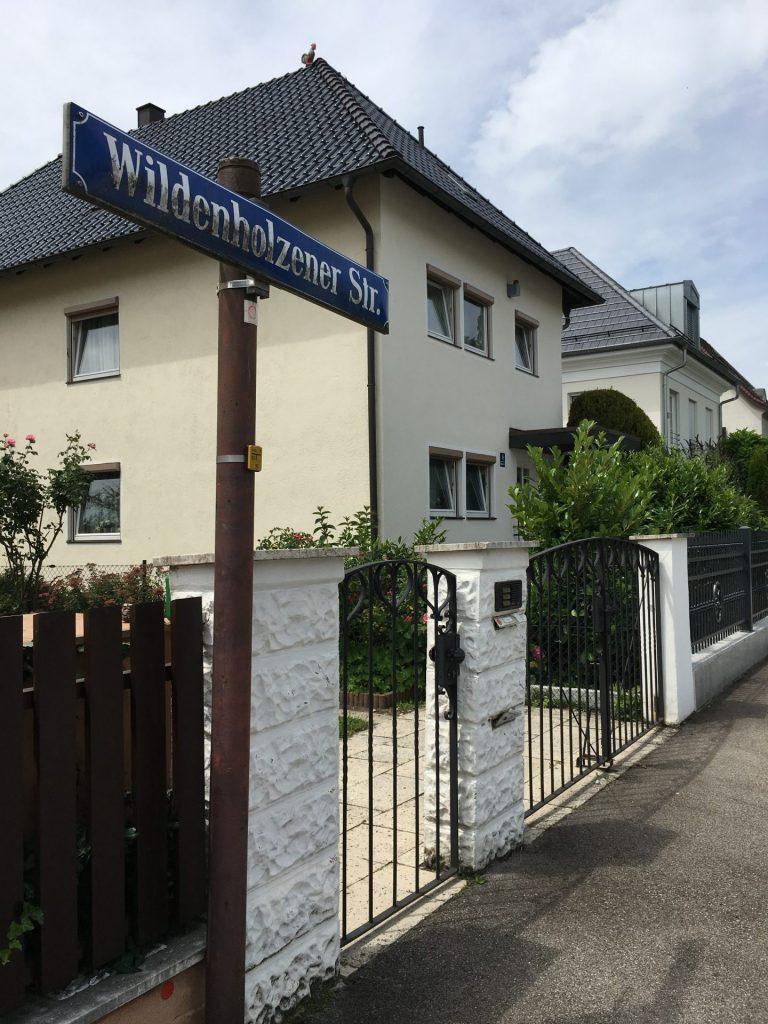 Wildenholzener Straße