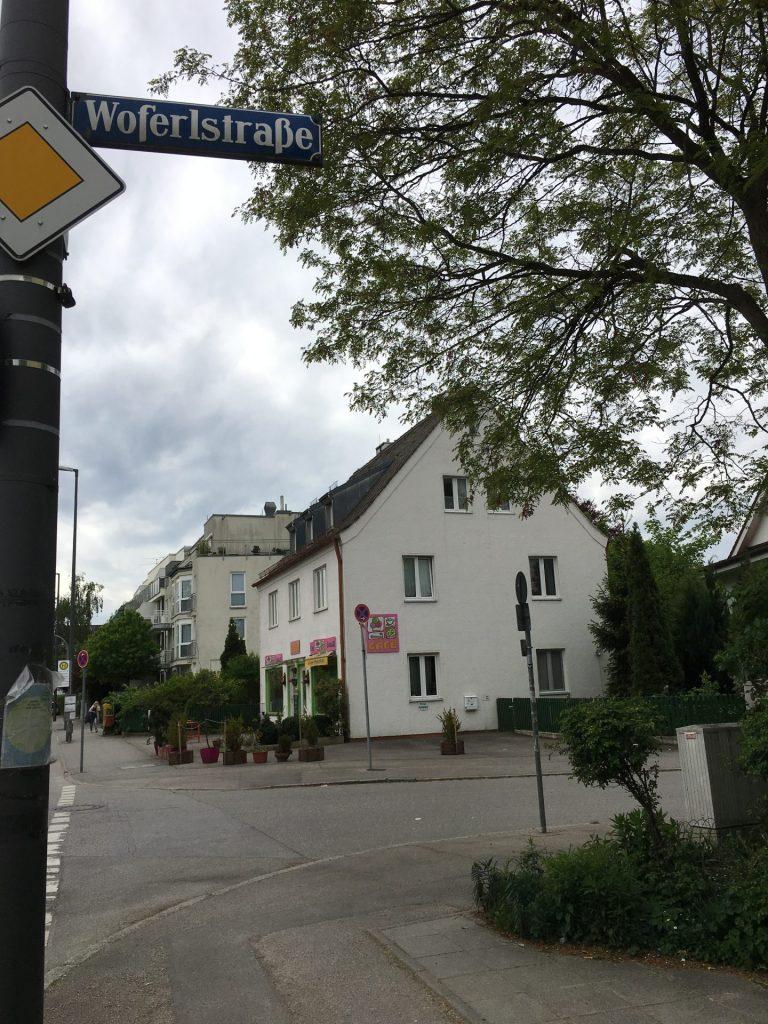 Woferlstraße