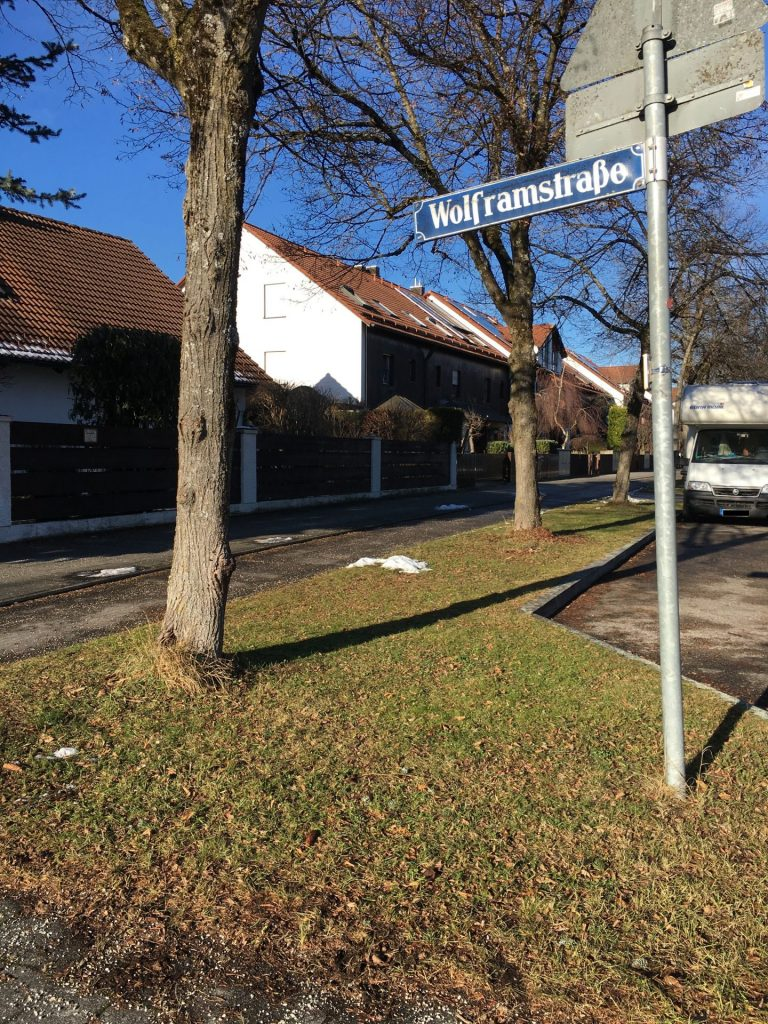 Wolframstraße