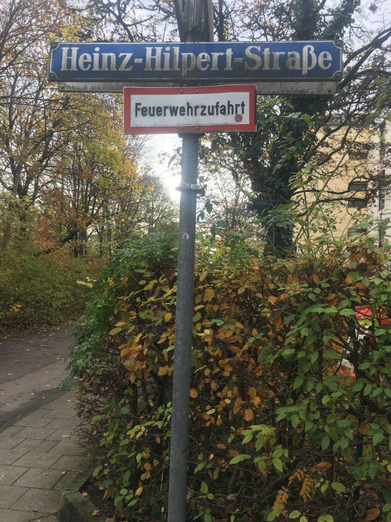 Heinz-Hilpert-Straße